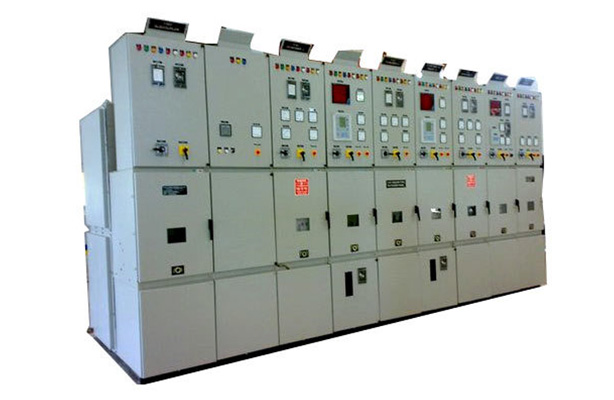 11 Kv Dg Grid Synchronizing Panels