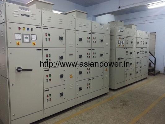 APFC Compartmental Panel