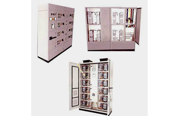 Automatic Capacitor Panels