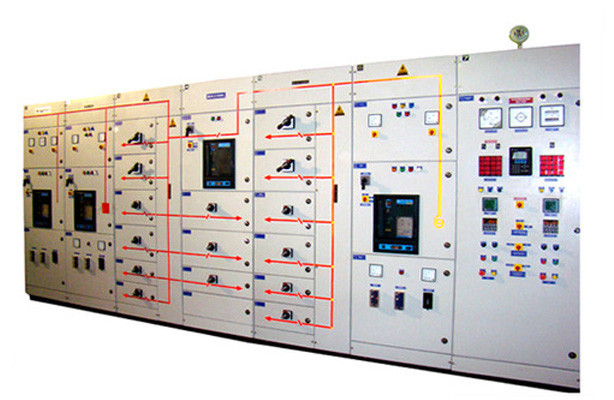 Grid Synchronising Panel