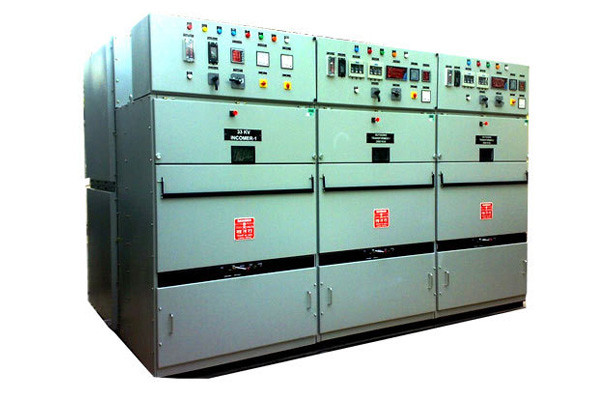 33 KV HT Breaker Panels