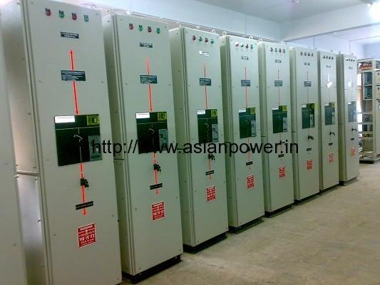 11/33 KV LBS/Isolator Panel