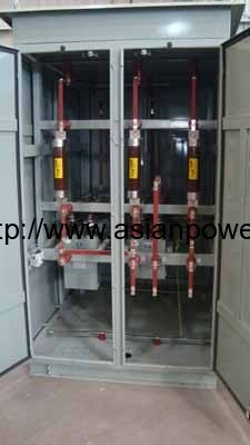 MV Capacitor Panel