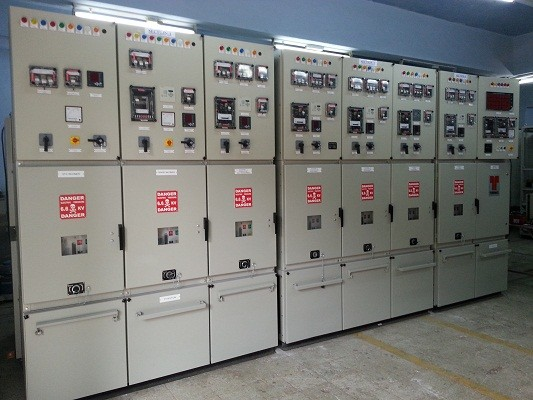 11KV HT Switchgear/VCB Panel
