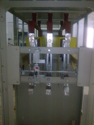 6.6KV changeover internal