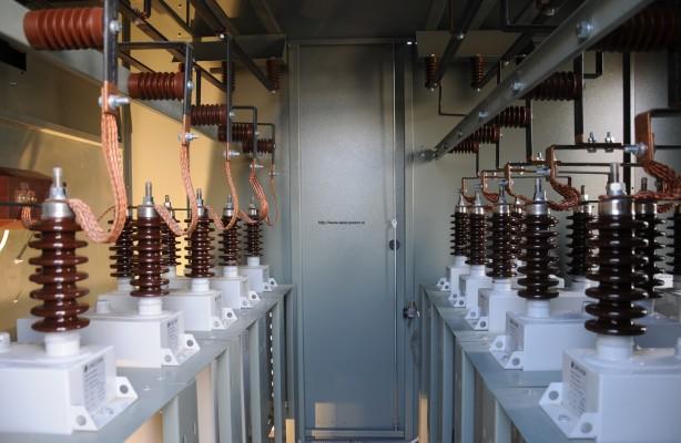 6.6KV HT Capacitor Panel