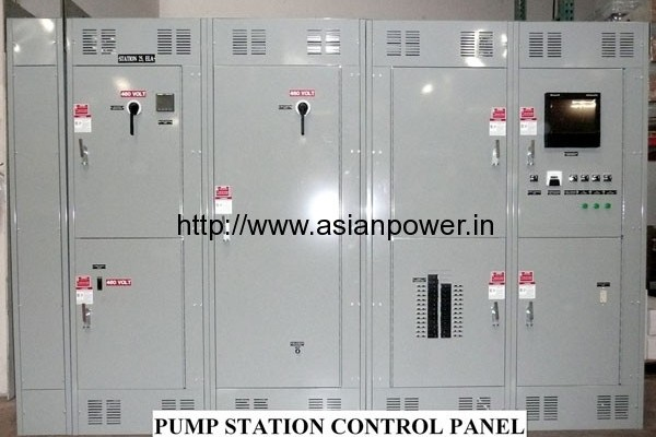 Lift Irrigation Panel