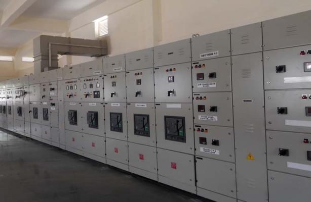 PCC/Main LT Panel